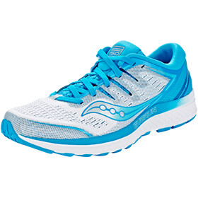 saucony Guide ISO 2 Shoes Women Blue
